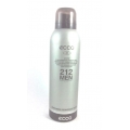 Ecco 212 Men Carolina Herrera Deo-200ml